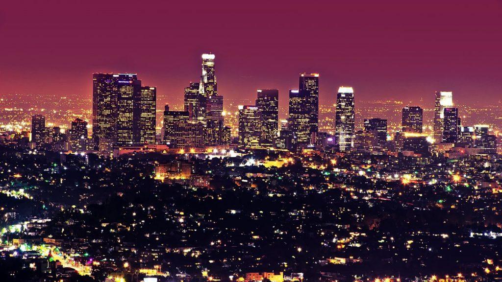 Los Angeles backdrop